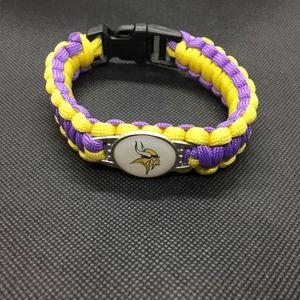 Minnesota Vikings Survival Bracelet